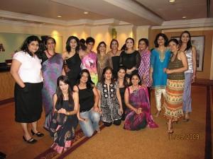INDIAN WOMENFOLK