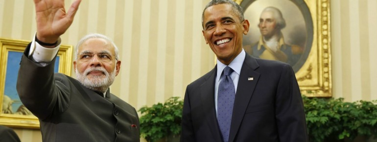 Humbled by the modesty from great leaders-US President Obama and Indian Prime Minister Modi