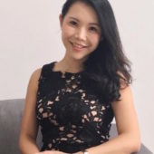 Lady who is simplifying Insurance Management with a smart solution- Val Yap