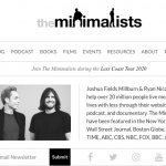 Digital Secrets 2- The Minimalists