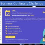 Womenlines and Bringle Academy Presents: 21 Days Business Sustainability Challange