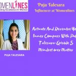 Activate And Recentre Your Inner Compass With Leadership Coach Puja Talesara-Episode 5
