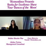Books For Excellence Show: Soul Touching Book of Poems 'Four Dances of the Moon' by Shikha Rinchin Tiku